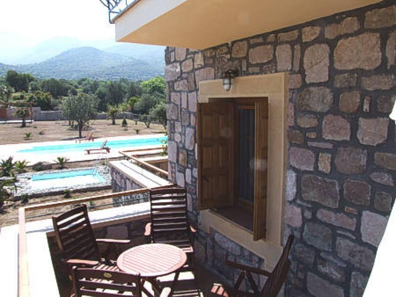 Appartementen Molivos Hills - Molyvos - Lesbos